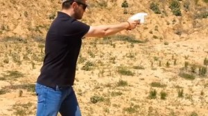 3d printed gun test fire