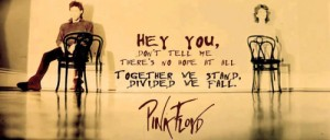 Pink Floyd - divided