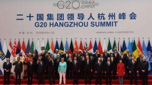 G20 China 2016